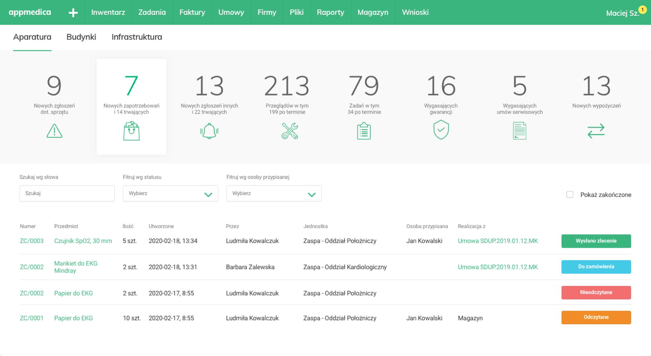 appmedica-aplikacje-webowe-investit